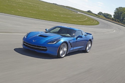 New Corvette will record every move a valet driver makes