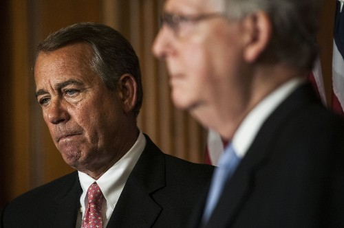 Congress' Republicans pass budget, but that's the easy part: Showdowns loom