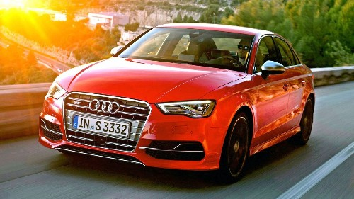 Review: Audi S3, a speedier A3, is fun and easygoing