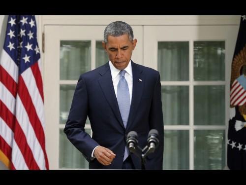 Obama cancels California trip to make Syria case