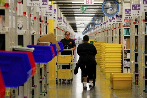 Google and Amazon launch same-day delivery in L.A. area