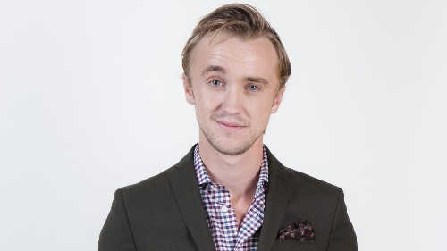 'Harry Potter' actor Tom Felton sorted into Pottermore's Gryffindor