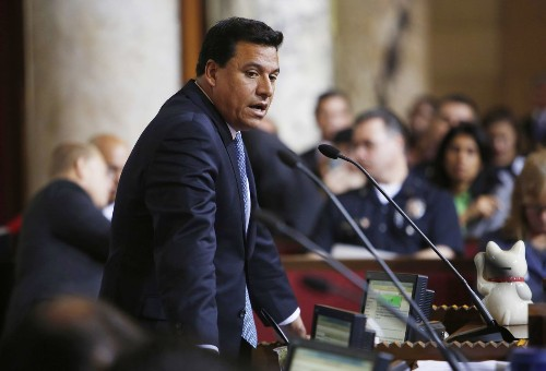 Lawsuit alleging workplace affair by Councilman Jose Huizar can proceed, judge says