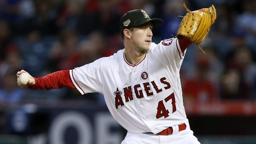 Griffin Canning showcases his prolific promise in Angels' win over Royals