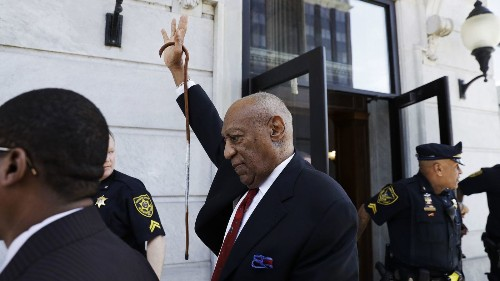 Fitted with ankle bracelet, Bill Cosby to be a prisoner inside his home