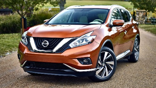 Review: 2015 Nissan Murano hits the mark