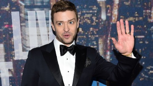 Justin Timberlake on Kanye West's VMAs speech: 'He always has a point. And I support it'