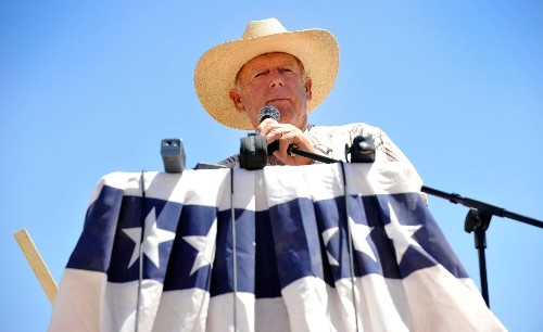 Nevada rancher Cliven Bundy apologizes for race remarks