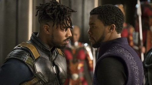 With 'Black Panther,' Marvel Studios swoops in with first best picture Oscar nomination