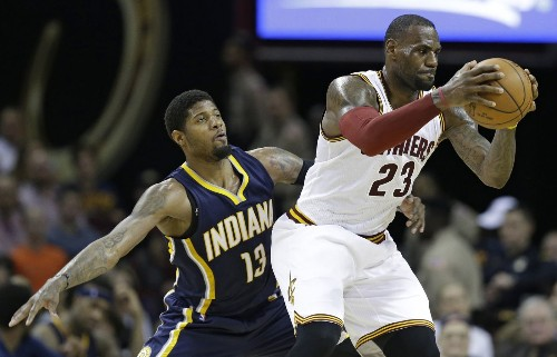 LeBron James returns to lead Cleveland Cavaliers over Indiana Pacers