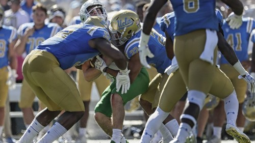 UCLA wants to put the finishing touches on an improved pass rush