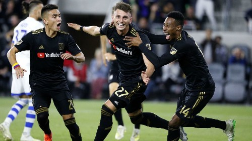 LAFC keeps rolling along with win over the Montreal Impact