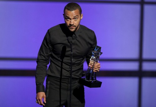 Jesse Williams talks racism, equality and why black lives matter in powerful BET Awards speech