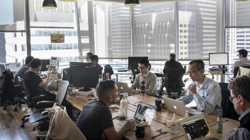 WeWork keeps pushing. Now landlords and rivals are pushing back