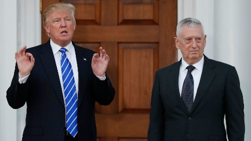 Why Trump needs James 'Mad Dog' Mattis - Los Angeles Times