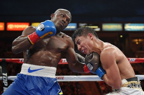 Timothy Bradley outlasts Jessie Vargas in WBO welterweight fight - Los Angeles Times