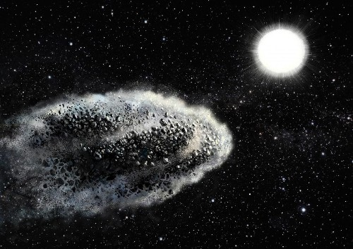 How scientists solved the strange case of the missing asteroids - Los Angeles Times