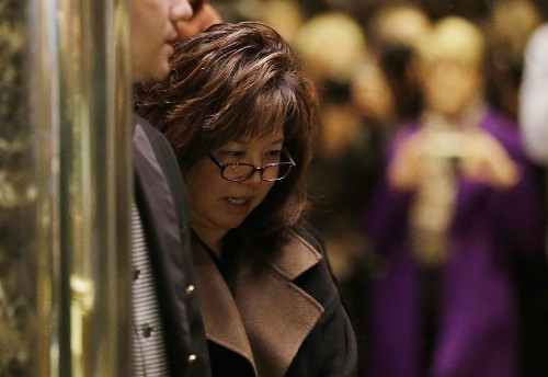 Former U.S. Atty. Debra Wong Yang is reportedly under consideration to lead the SEC