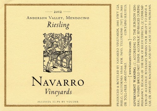 Stuart Pigott's five favorite U.S. Rieslings