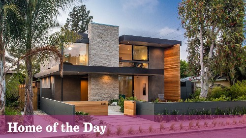 Home of the Day: Indoor-outdoor flow in Venice - Los Angeles Times