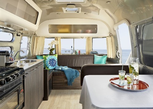 Santa Barbara: An AKA Beverly Hills suite in an Airstream trailer? Yes - Los Angeles Times