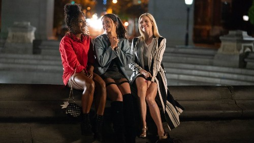 Review: Gina Rodriguez and gal pals are the real delight in Netflix movie 'Someone Great'