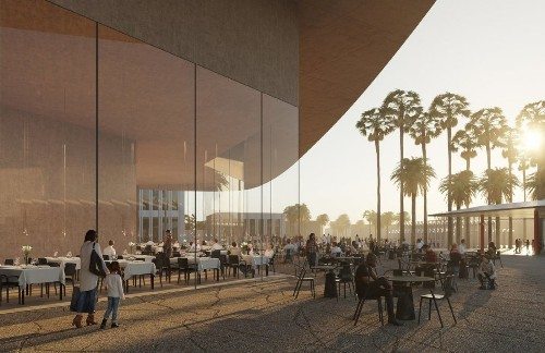 LACMA isn't worried about missing a year-end fundraising target for its new museum. But challenges remain - Los Angeles Times