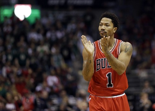 NBA star Derrick Rose on rape lawsuit: 'I will be proven innocent'