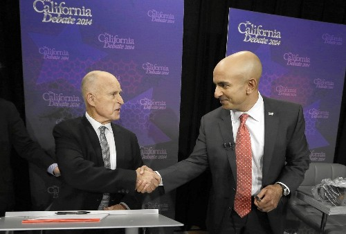 Brown, Kashkari campaigns test two connected theories