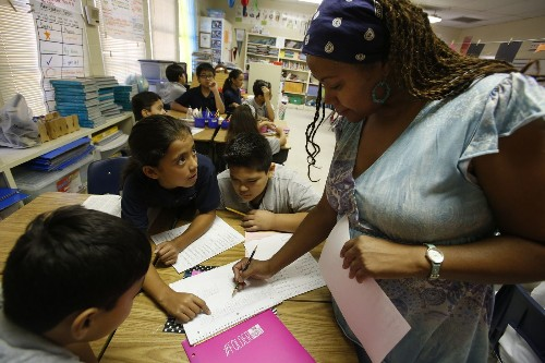 Both traditional and charter schools in L.A. Unified could learn from this study - Los Angeles Times