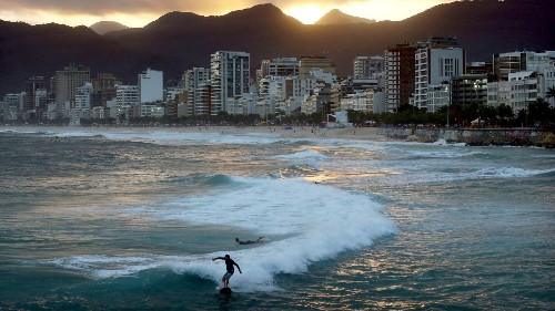Researchers reportedly find drug-resistant 'super bacteria' in waters of Rio's Olympic venues