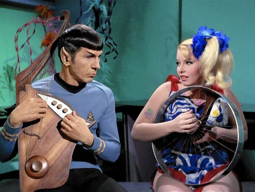 'Star Trek: The Ultimate Voyage' goes where few have gone before: the music of the sci-fi franchise