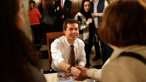 Uninspired by the crop of 2020 Dems? Keep your eyes on Mayor Pete