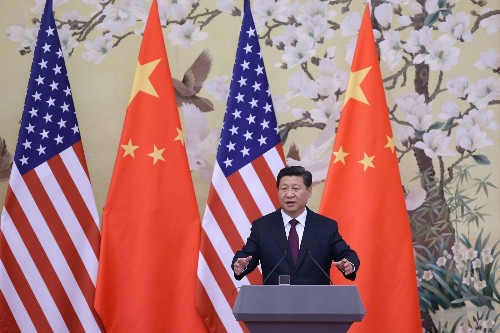 China's president defends refusal of visas for foreign correspondents - Los Angeles Times