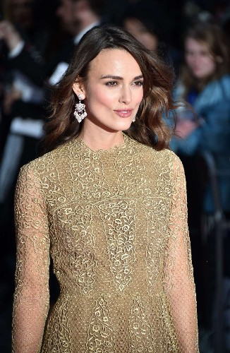 Keira Knightley explains her decision to pose topless