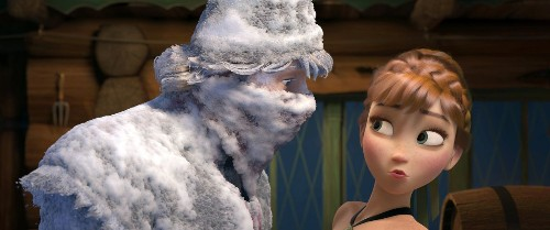 Disney World is building 'Frozen' attraction - Los Angeles Times