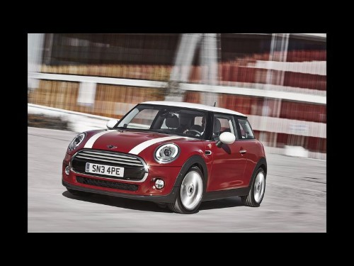 Review: Mini makes Cooper and Cooper S a better car for a larger audience - Los Angeles Times