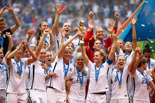 U.S. women's team and FIFA led soccer's highlights and lowlights in 2015 - Los Angeles Times