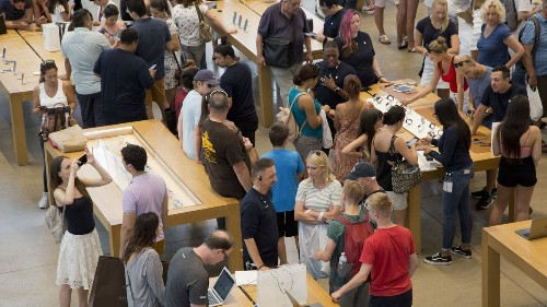 How the Apple store has fallen from grace