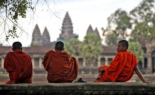 Cambodia: Cuisine, writing, photography -- all in one tour - Los Angeles Times