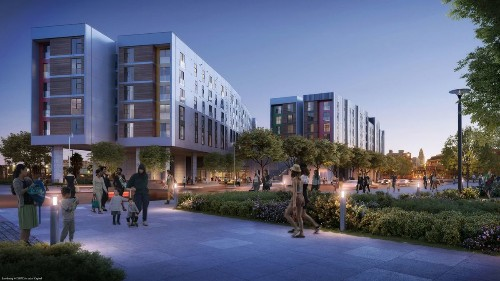 Amid gentrification fears, L.A. approves 725-unit apartment project in Chinatown