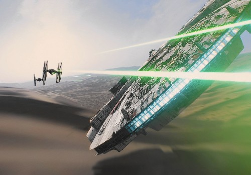 'Star Wars: The Force Awakens' is destined to be big, but can rival films follow it into hyperspace? - Los Angeles Times