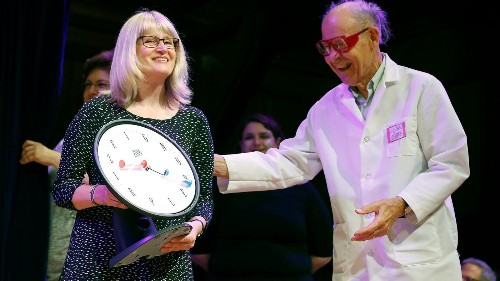 Studies on the perils of polyester underwear and the personality of rocks win Ig Nobel Prizes - Los Angeles Times