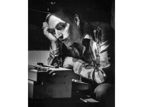 From the Archives: Playwright Lanford Wilson - Los Angeles Times