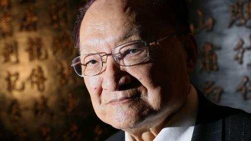 Hong Kong journalist, martial arts novelist Louis Cha dies at 94 - Los Angeles Times