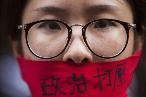 As Hong Kong marks 18 years since handover, many not proud to be 'Chinese'