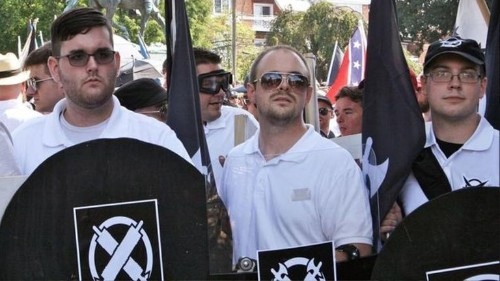 A guide to some of the far-right symbols seen in Charlottesville