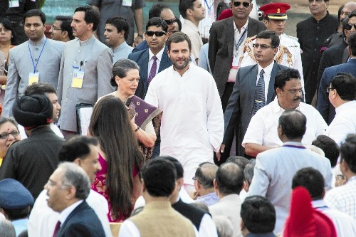 The future of India's National Congress dynastic party is in doubt