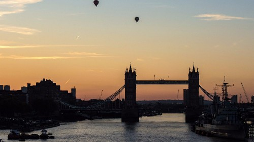 Thanks to Brexit, London is U.S. travelers' top international destination - Los Angeles Times