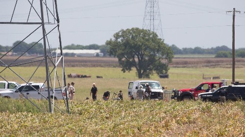 The day started out sunny for a Texas balloon ride. Then clouds moved in, followed by tragedy